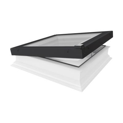 Fakro DEG P2 Z-Wave Electric Opening Double Glazed Flat-Glass Flat Roof Window