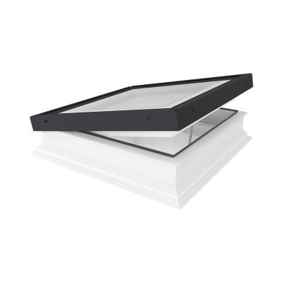 Fakro DMG P2 Manual Opening Double Glazed Flat-Glass Flat Roof Window