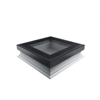 Fakro DXW-D W6 Fixed Shut Walk-On Flat-Glass Flat Roof Window