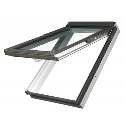 Fakro PPPV P2 Double Glazed PVC preSelect Top Hung Pitched Roof Window