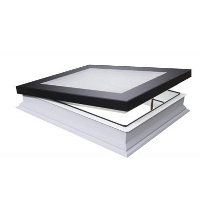 Fakro DMFD U6 Manual Opening Triple Glazed Flat-Glass Flat Roof Window