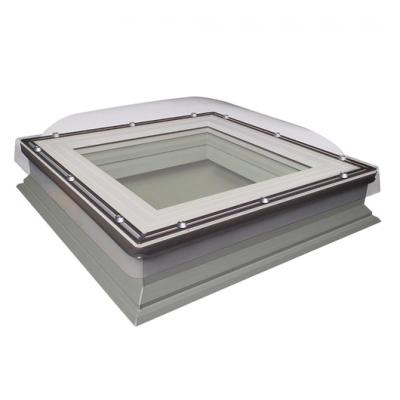Fakro DXC-C P2 NonOpening Double Glazed Domed Flat Roof Window